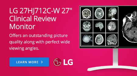 LG 27HJ712C-W 27in Clinical Review Monitor