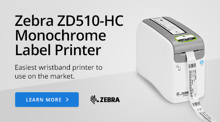 Zebra ZD510-HC Monochrome Label Printer
