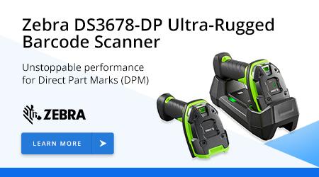 Zebra DS3678-DP Ultra-Rugged Barcode Scanner