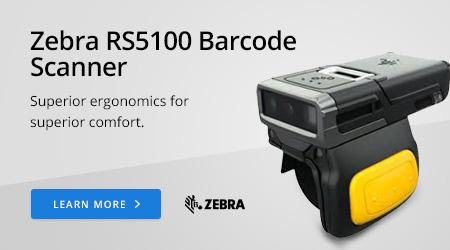 Zebra RS5100 Barcode Scanner