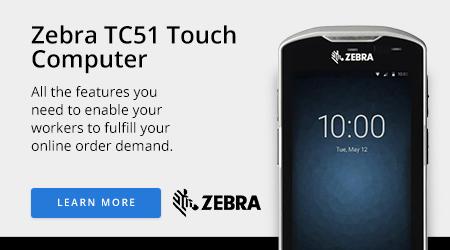 Zebra TC51 Touch Computer