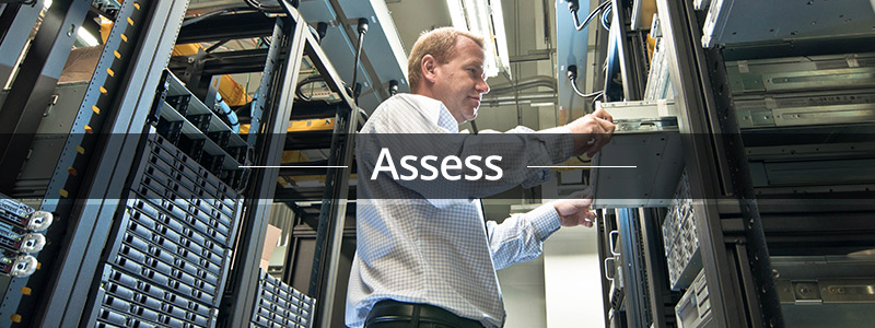 Zones Data Center Assess