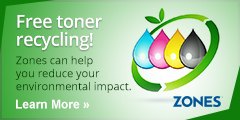 Zones Toner Recycling