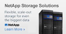 NetApp Storage Solutions