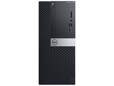 Dell 7060 MT 256GB SSD - i7-8700 - 16GB RAM with 3 year ProSupport