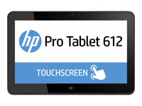 HP 12in Pro Multi-Touch 2-in-1 Tablet - 128GB SSD w/Travel Keyboard