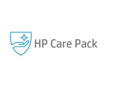 HP 3y Advanced Docking Exchange SVC - UC296E