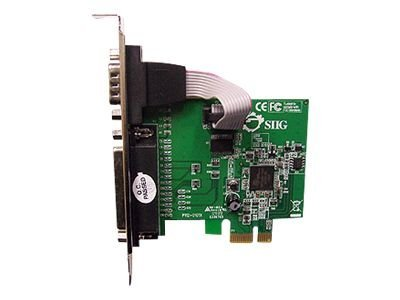 JJ-E00011-S3 SIIG Cyber 1S1P PCIe Controller