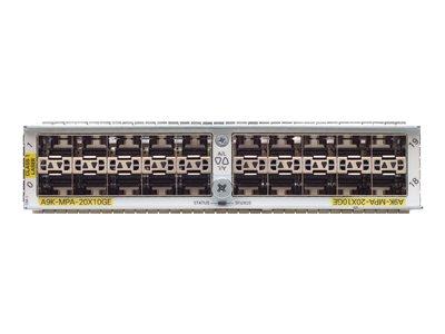 Cisco ASR 9000 Series Ethernet Modular Port Adapter