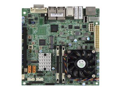 Supermicro SuperServer 1019S-MP - Mini-ITX Box PC - Xeon E3