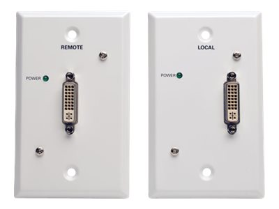 Tripp Lite DVI Over Cat5/Cat6 Video Extender Transmitter and