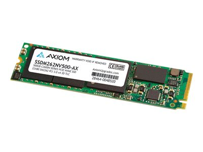 Axiom C2600N Series - solid state drive - 500 GB - PCI