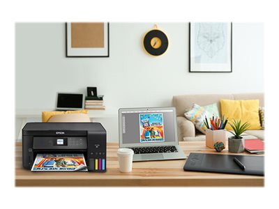 Epson Expression ET-2750 EcoTank All-in-One - multifunction