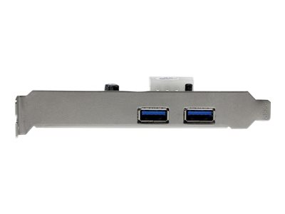 Startech 2 Port Pci Express Product Type: I//O /& Storage Controllers//Usb//Firewire Adapters Superspeed Usb 3.0 Card Adapter With Uasp S 2 Usb Port Lp4 Power In Card Plug Pci Express X1 Pcie
