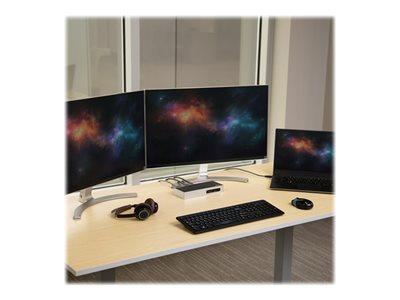 Laptop HDMI and DVI StarTech.com USB 3.0 Dual Monitor Docking Station VGA