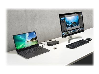 Black 1.3 x 2.3 x 3.8 Kensington Pro Fit Bluetooth Mobile Mouse K75227WW