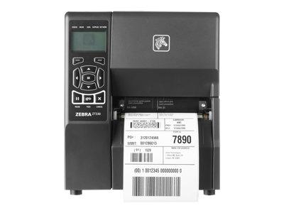 Zebra ZT230 Direct Thermal Transfer Industrial Printer