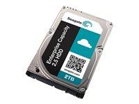 Seagate Exos 7E2000 ST2000NX0353 - hard drive - 2 TB - SAS 12Gb/s
