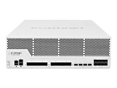 Fortinet FortiGate 3800D - Enterprise Bundle - security appliance