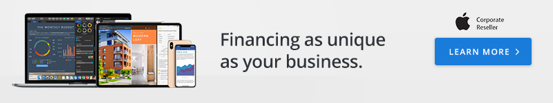 Financing as unique as your business.