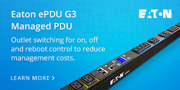 Eaton ePDU G3 Managed PDU