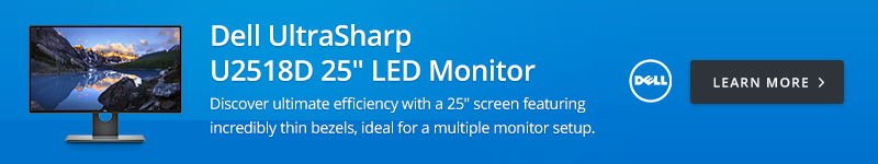 Dell UltraSharp U2518D 25in LED Monitor