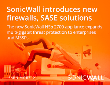 SonicWall introduces new firewalls, SASE solutions
